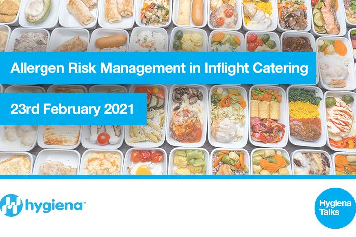 events webinar Allergen Risk Management in Inflight Catering 1
