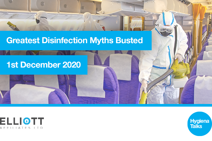 events webinar Greatest Disinfection Myths Busted 1