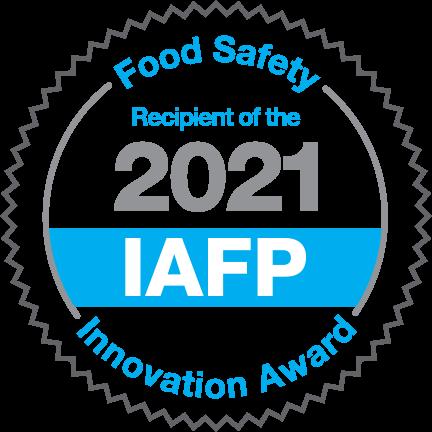 IAFP's Food Safety Innovation Award Recipient